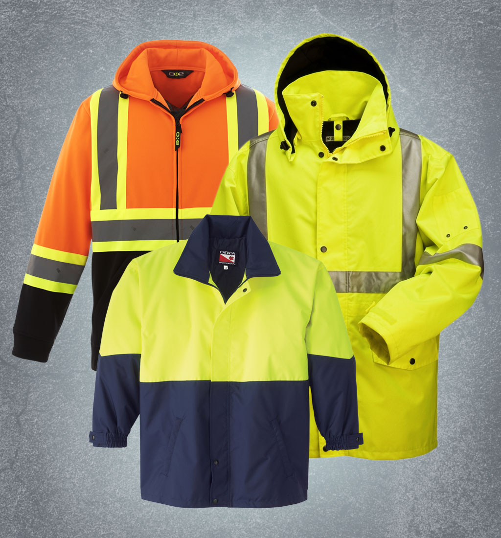 High-Visibility-Safety-Workwear-Vests-Jackets-Shirts-Trade-Staff-Uniforms-Artech-Promotional-Construction-clothing-Garments