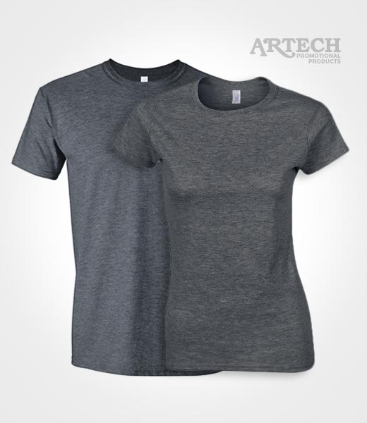 Classic tee low cost custom printed t shirts artech for Custom t shirt cost