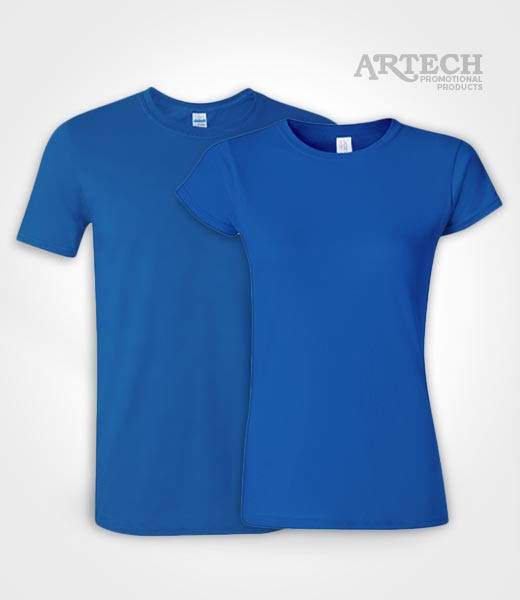 Classic tee low cost custom printed t shirts artech for Cheap promo t shirts