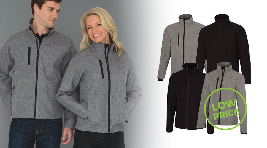 Softshell jacket, premium soft shell jackets, custom promotional apparel, promotional wear, clothing custom embroidery, artech canada, promotional products, barrie, orillia, newmarket, toronto, vaughan, kawartha lakes, muskoka, collingwood