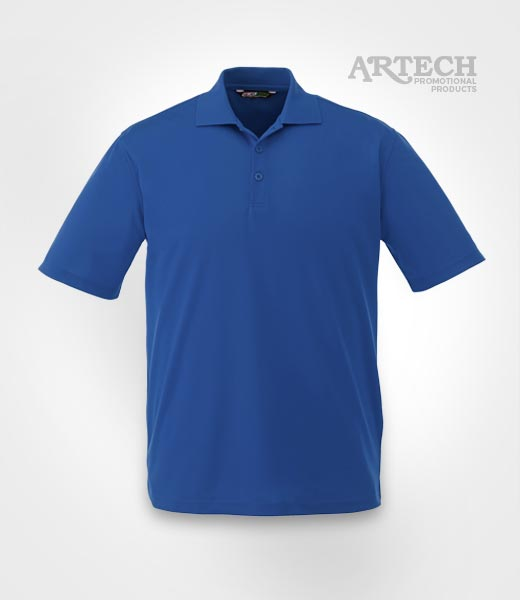 Golf performance polo custom embroidery artech for Custom polo shirts canada