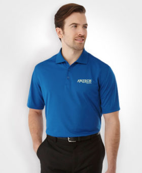 golf polo shirt, promotional wear, sales uniform, canada sports wear, promotional apparel, artech custom embroidery, barrie, workwear, orillia, peterborough, newmarket, muskoka, collingwood