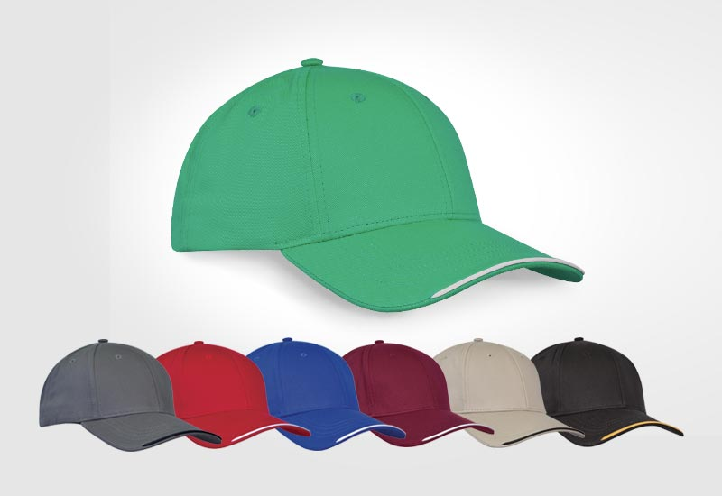 brushed cotton twill cap, half piper hat, promotional giveaways, corporate workwear, gifts, artech promotional wear, custom hats, embroidered apparel, workwear, logo on hat, custom cap, orillia, barrie, newmarket, muskoka, peterborough, collingwood ontario