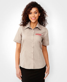 Corporate Wear - Women's Colter Short Sleeve Dress Shirt