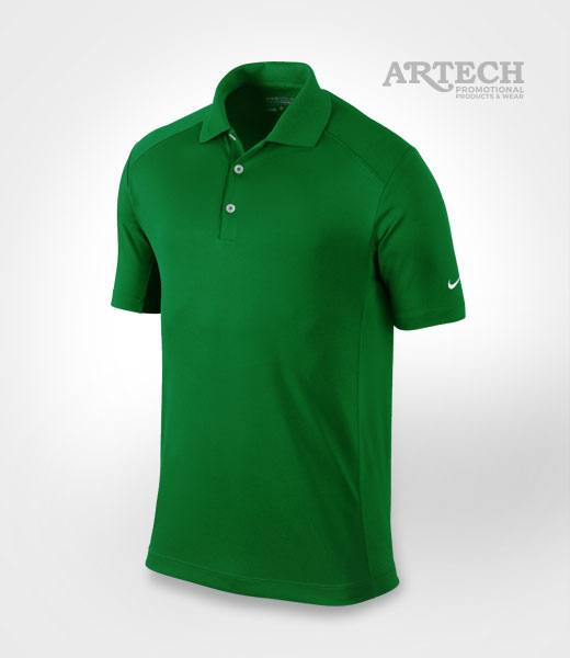 M nike golf victory polo artech promotional products for Custom polo shirts canada