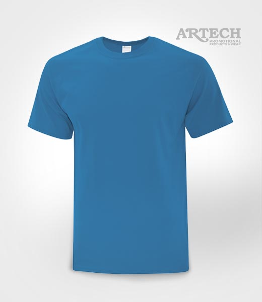 Everyday cotton tee artech promotional t shirt screen for Cheap screen printed shirts