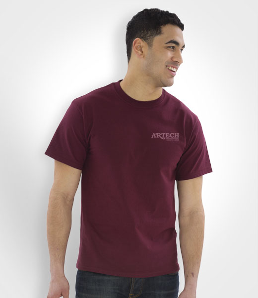 Screen printing T-shirts, cheap printed t-shirt, artech promotional wear, event tees, giveaways, band merch, canada, newmarket, promotional apparel, tshirt, barrie, toronto, peterborough, collingwood, vaughan, orillia, muskoka