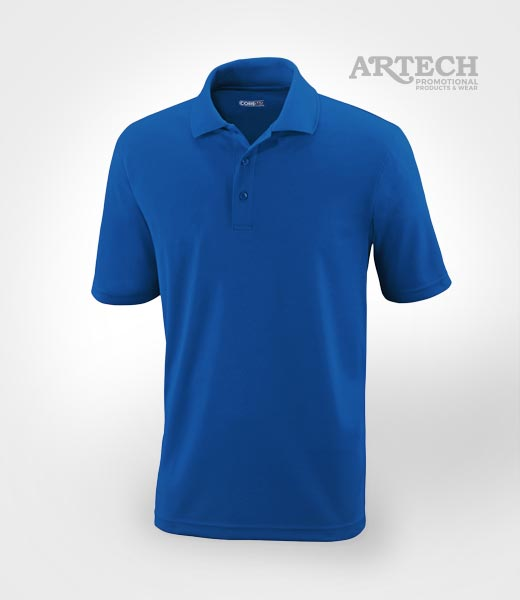 Custom shirts origin performance polo artech for Corporate polo shirts with logo
