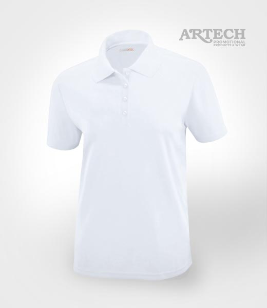 Custom Shirts Origin Performance Polo Artech Promotional Embroidery