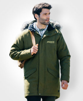 Winter Jacket, Promotional apparel, Roots 73, custom embroidery, canada, corporate jackets, promotional apparel, artechpromotional products and wear, orillia, bradford, barrie, innisfil, peterborough, muskoka, newmarket, toronto, collingwood, kawartha lakes, custom apparel