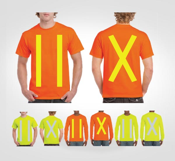 gildan, Cheap construction wear, custom safety wear, uniforms, high vis tee, high vis t-shirts, construction t-shirt, custom screen printing, custom embroidery, printed uniforms, screen printing barrie, orillia, bradford, muskoka, peterborough, collingwood, midland, newmarket